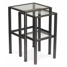 Vintage Nesting Tables (set of Two)