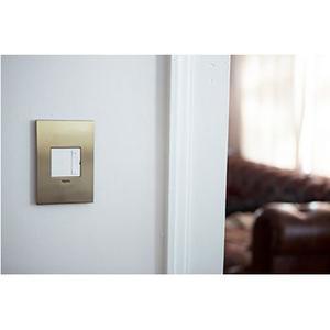 sofTap Wi-Fi Ready Remote Dimmer, White