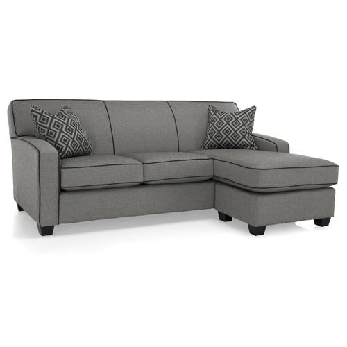 Decor-rest - 2401 Sofa with Chaise