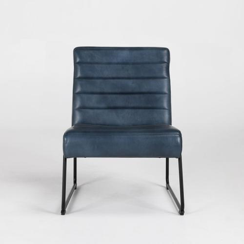 Classic Home - Matthew Accent Chair Blue