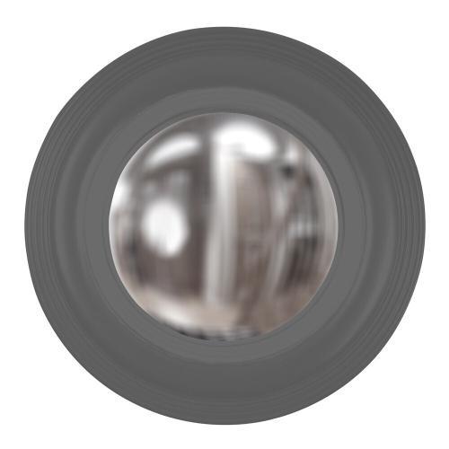 Howard Elliott - Soho Mirror - Glossy Charcoal