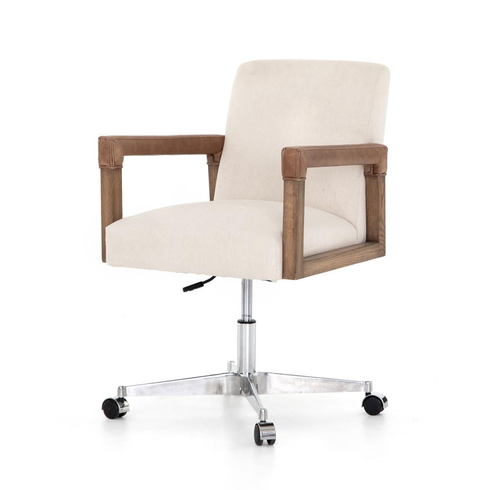Harbor Natural Cover Reuben Desk Chair