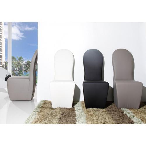 VIG Furniture - Modrest 8969CH - Modern White Dining Chair
