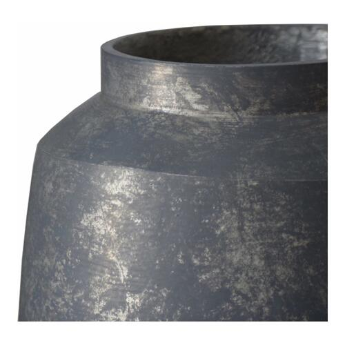 Rustic Metal Vessel 1