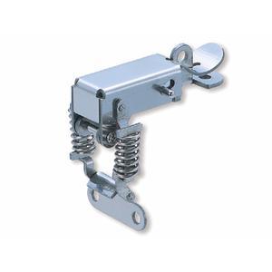 Corner Fastener With Lock