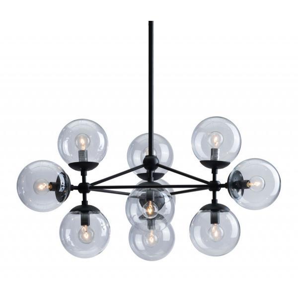 Belfast Ceiling Lamp Black