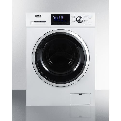 """Summit - 24"""" Wide 115v Washer/dryer Combo"""