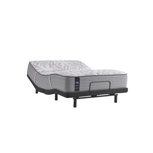 Sealy - Silver Pine - Faux Euro Top - Soft - Cal King