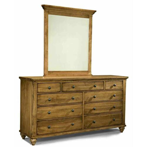 Durham Furniture - Triple Dresser