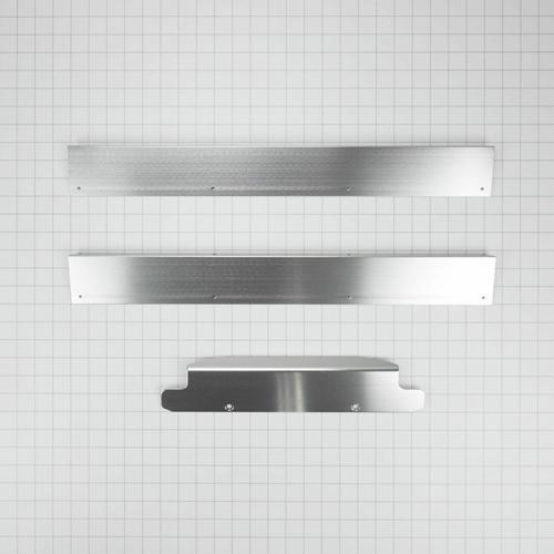 KitchenAid - Ice Maker Trim Kit, Stainless Steel