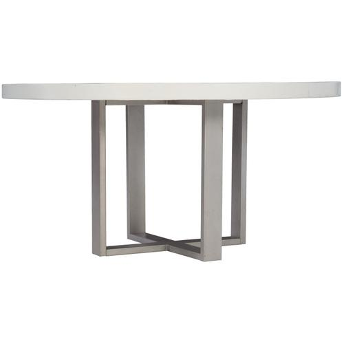 Merrion Round Dining Table in Bone