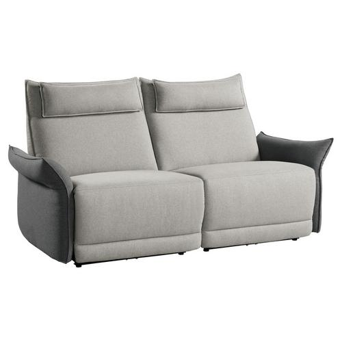 Homelegance - Power Double Reclining Love Seat with Power Headrests