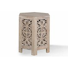CROSSINGS EDEN End Table