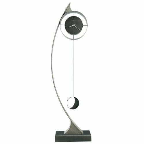 Howard Miller Crescent Metal Grandfather Clock 615126