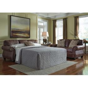 See Details - Breville Queen Sofa Sleeper Espresso