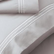 Supima® Cotton Pillowcase Set - Dove Gray / Queen