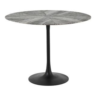 See Details - Nyles Marble Dining Table