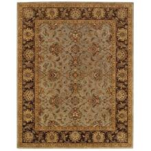 Mumtaz-Meshed Celadon Cocoa Hand Tufted Rugs