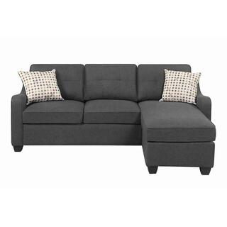 Nucolette Reversible Sectional