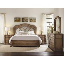 See Details - Solana Three-Drawer Nightstand