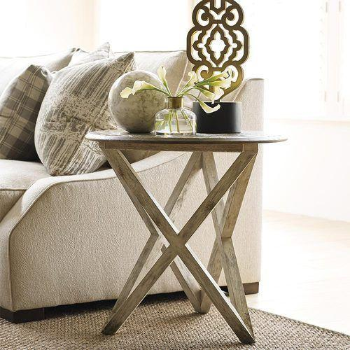 Product Image - Trails Colton Round Lamp Table