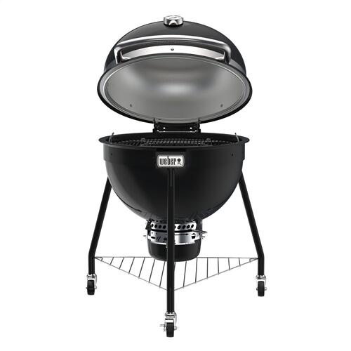 Summit® Kamado E6 Charcoal Grill - 24 Inch Black