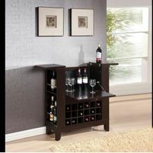 ACME Nelson Wine Cabinet - 97010 - Wenge