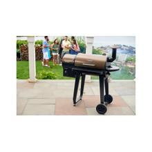 See Details - Wood Pellet BBQ Grill & Smoker