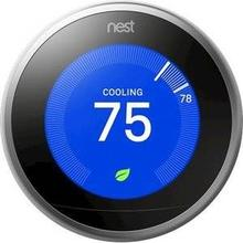 NEST THERMOSTAT GEN3 SS (PRO) STAINLESS STEEL (PRO ONLY SKU)