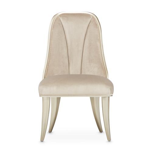 Villa cherie Side Chair Hazelnut