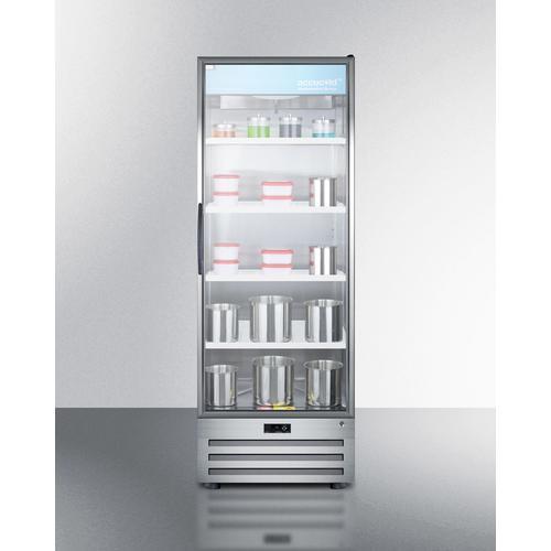 "Summit - 28"" Wide Pharmacy Refrigerator"