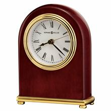 Howard Miller Rosewood Arch Alarm & Table Clock 613487