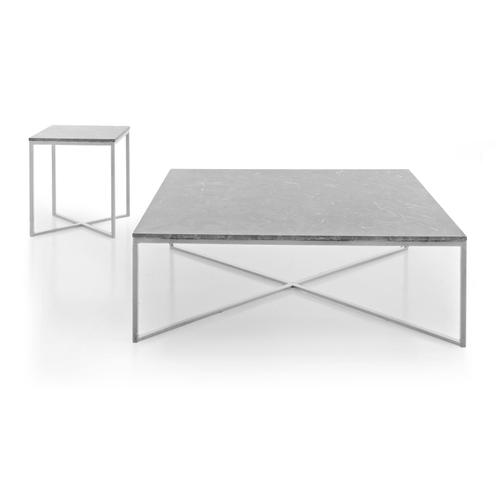 Decor-rest - Boston Rectangle Marble Coffee Table Box1of2