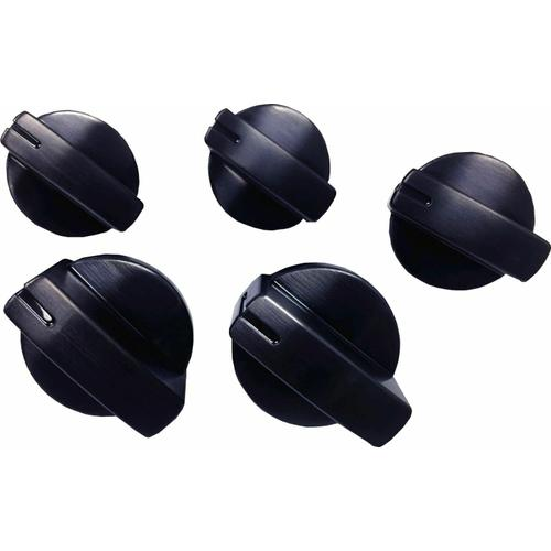 Gas Cooktop Knob Set (5 knobs) HEZ27751 10008837