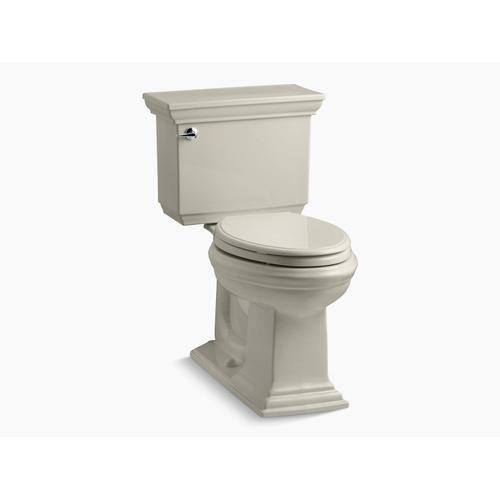 Sandbar Two-piece Elongated 1.28 Gpf Chair Height Toilet With Insulated Tank