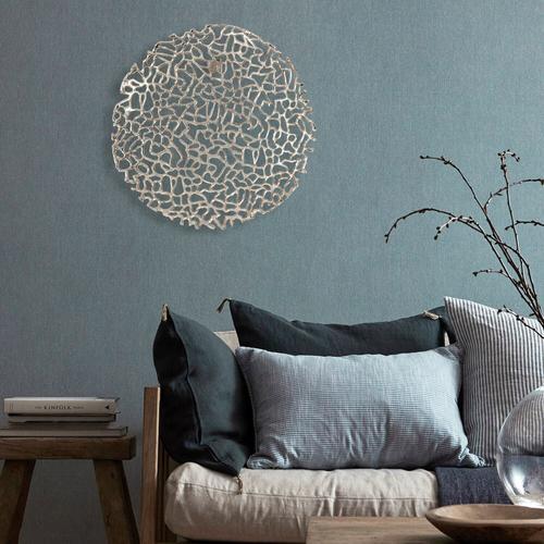 Howard Elliott - Open Work Silver Wall Decor