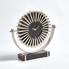 See Details - Cog Desk Clock