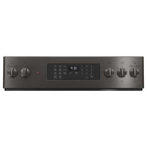 """GE Appliances - GE Profile™ 30"""" Smart Free-Standing Electric Convection Range with No Preheat Air Fry"""