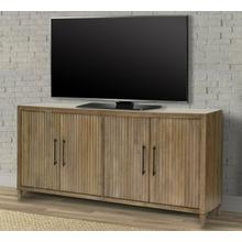 See Details - CROSSINGS MALDIVES 76 in. TV Console