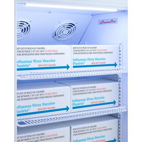 Performance Series Pharma-vac 12 CU.FT. Upright All-refrigerator for Vaccine Storage