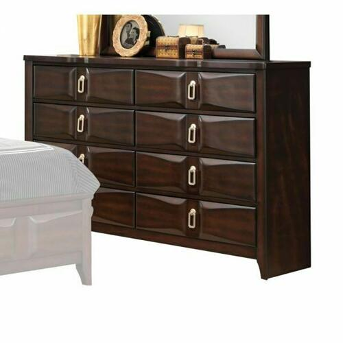 ACME Lancaster Dresser - 24575 - Espresso