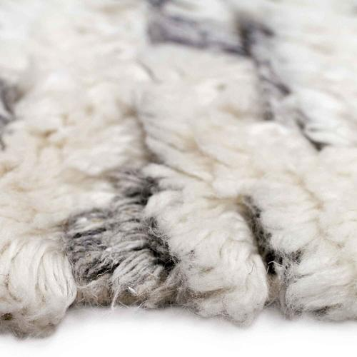 """Capel Rugs - Nomad Ivory Grey - Rectangle - 3'6"""" x 5'6"""""""