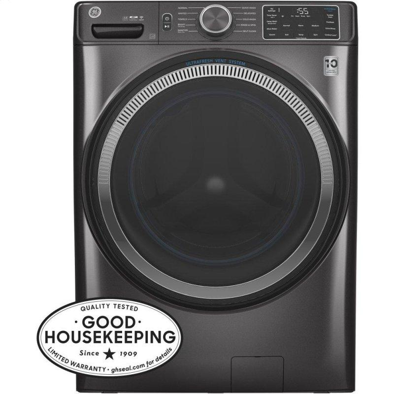 4.8 cu. ft. Capacity Smart Front Load ENERGY STAR® Washer with UltraFresh Vent System with OdorBlock™ and Sanitize w/Oxi