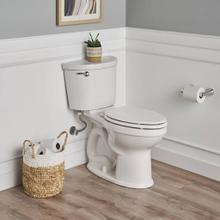 Bedminster LE Series Elongated Toilet Seat  American Standard - White