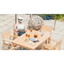 """Tivoli 59"""" Rectangular Dining Table"""