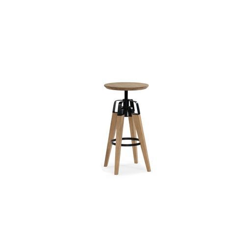 VIG Furniture - Modrest Yates Modern Oak Bar Stool