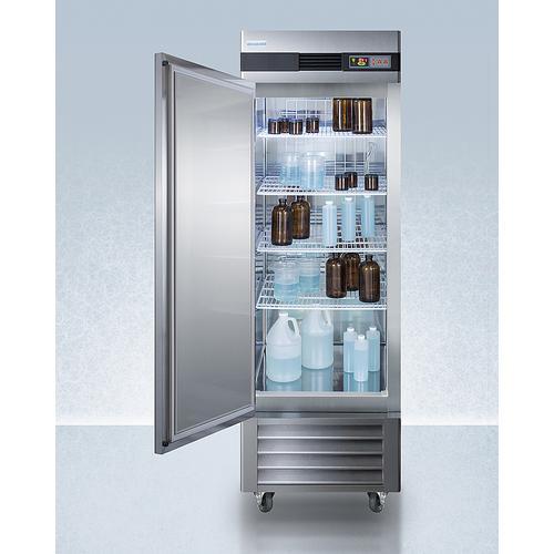 Summit - 23 CU.FT. Upright Pharmacy Refrigerator