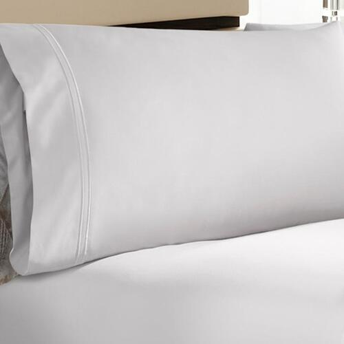 Soft Touch Modal® Pillowcase Set - White / King