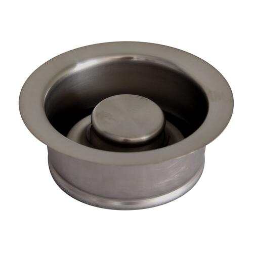 Barclay - Kitchen Drain - Brushed Nickel