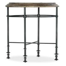 View Product - La Grange Faison Round End Table